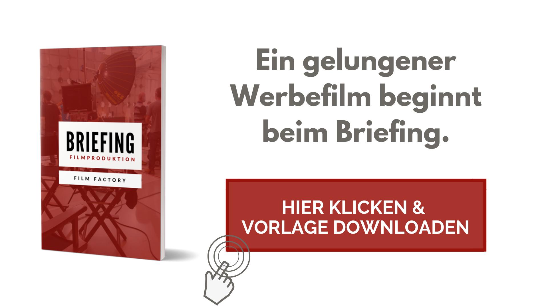 Briefing Für Filmproduktion Leicht Gemacht