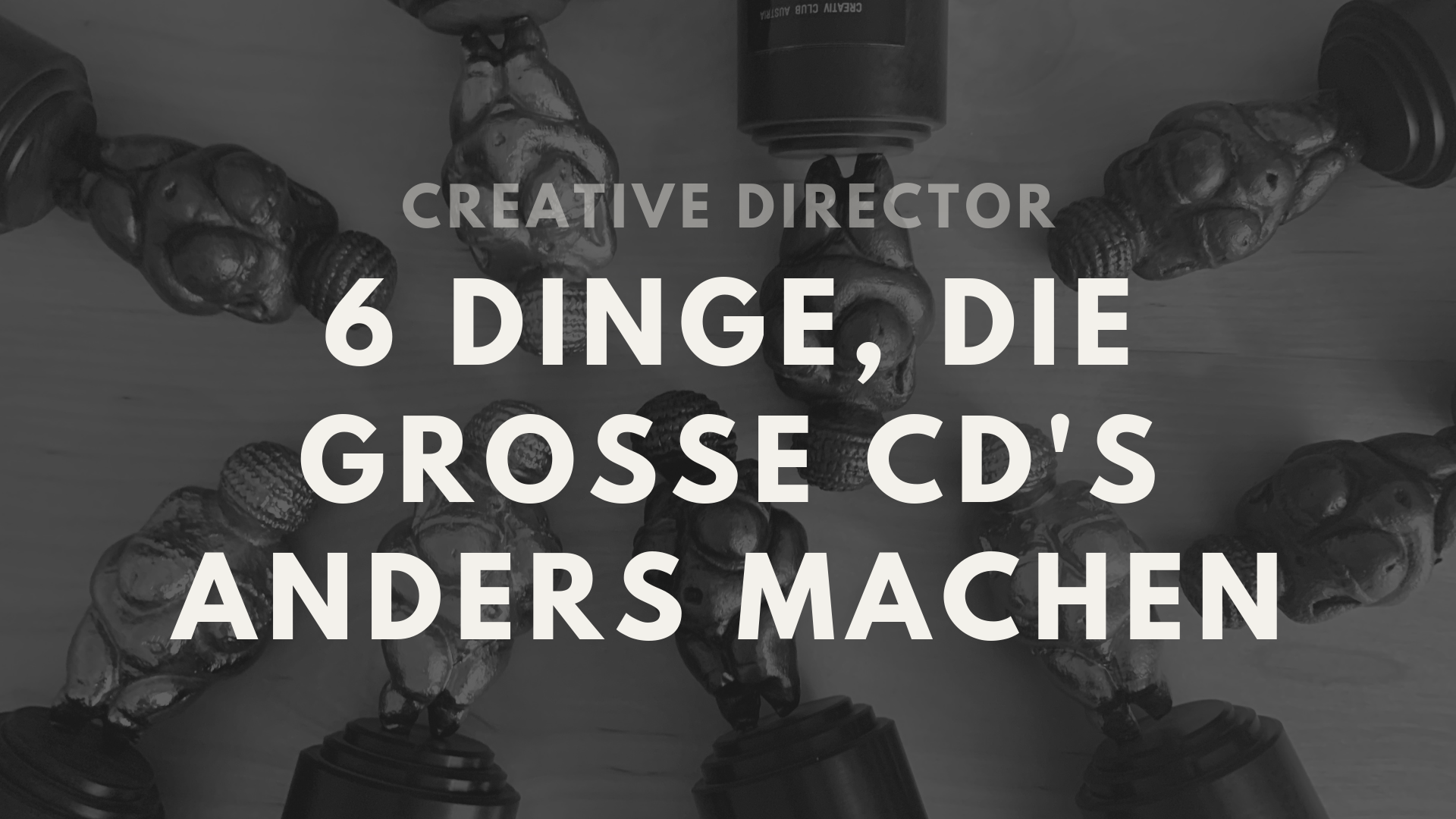 6 dinge creative director