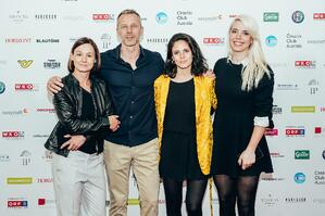 CCA Gala 2019 Factory Vienna Team