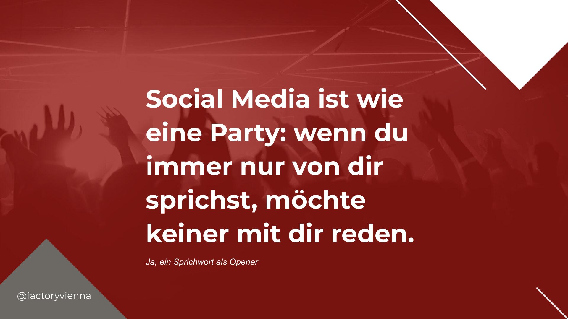 B2B Social Media auf Facebook & Instagram
