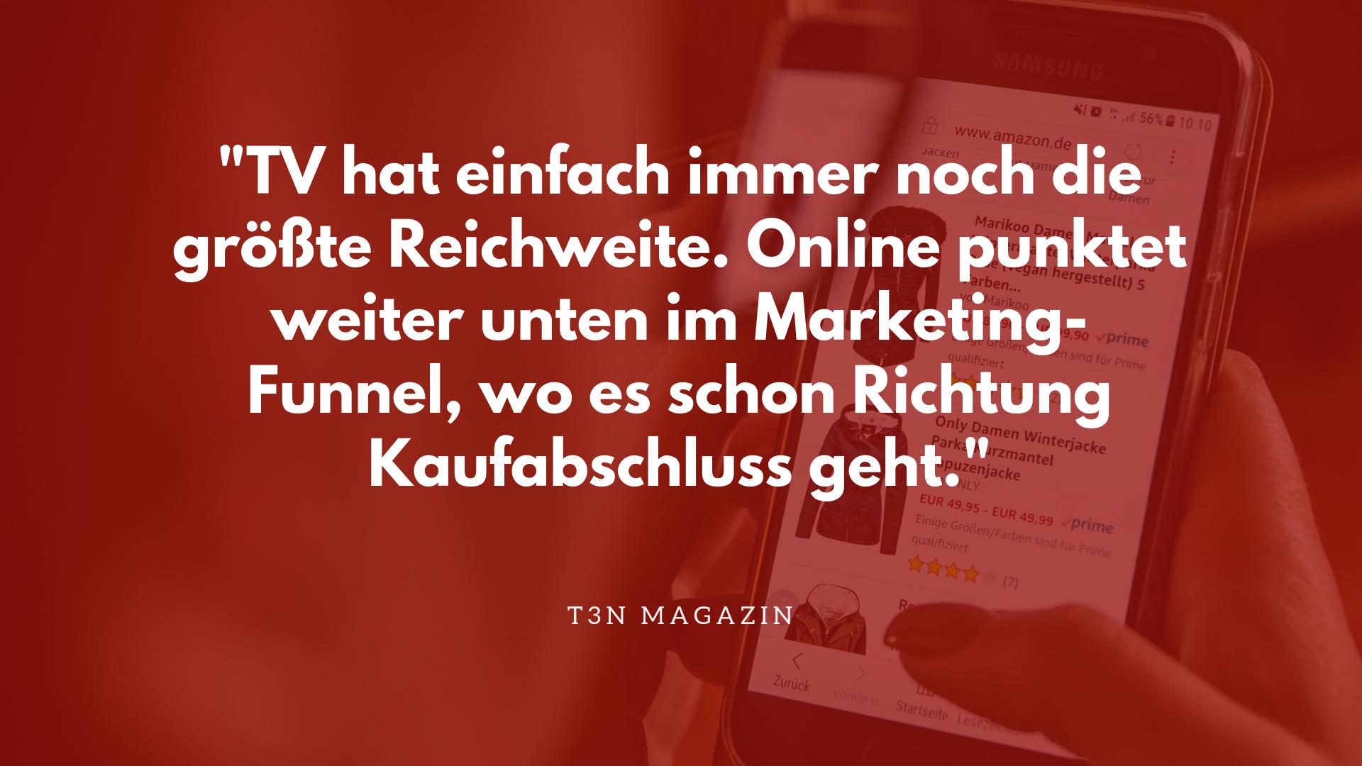 Der groesste Werbe-Irrtum unserer Zeit_ TV oder Online