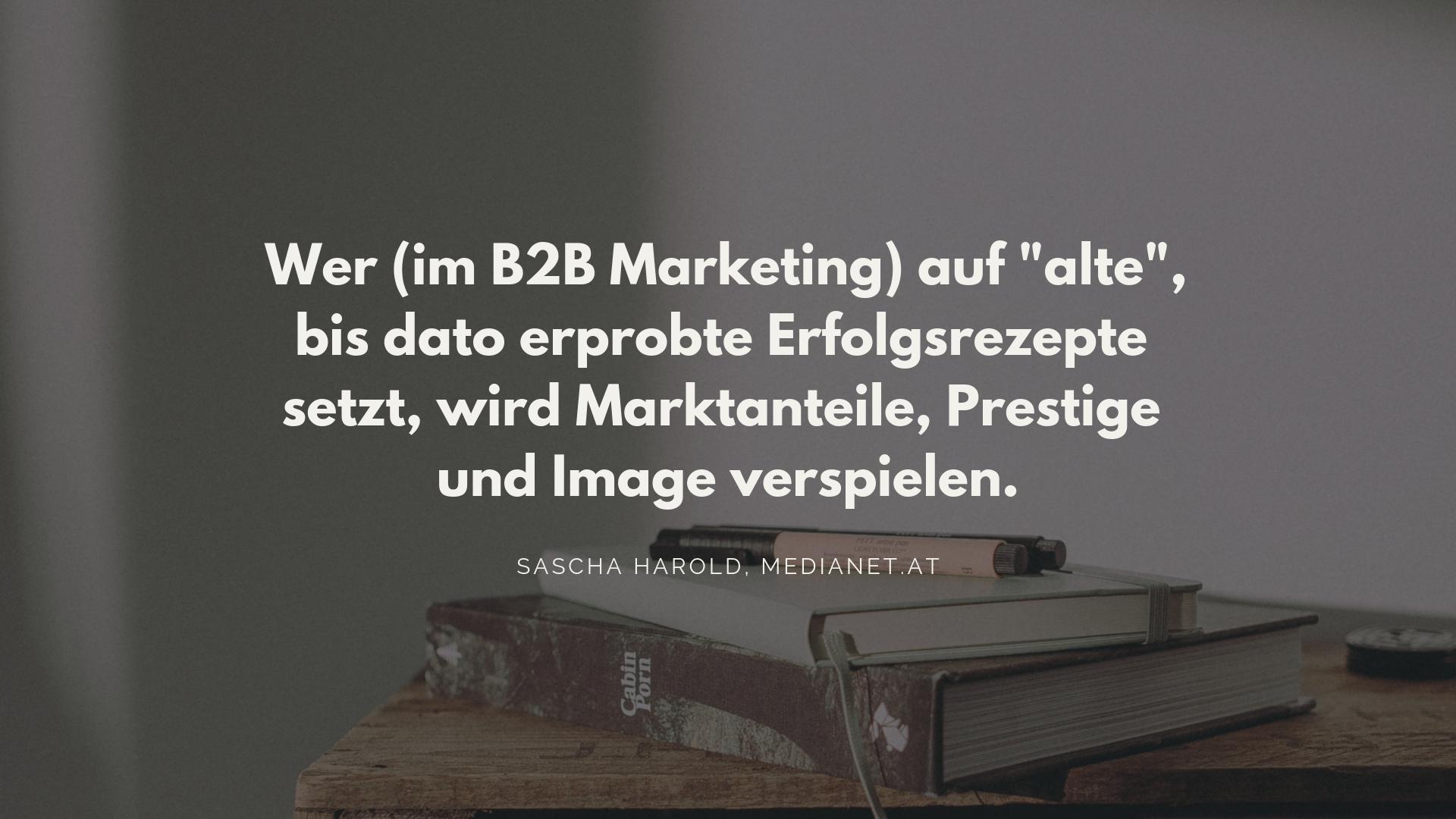 B2B Marketing Social Media