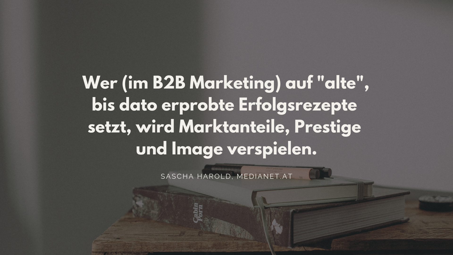B2B Marketing Social Media
