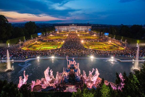 Sommernachtskonzert Schönbrunn 2019<br>© Julius Silver