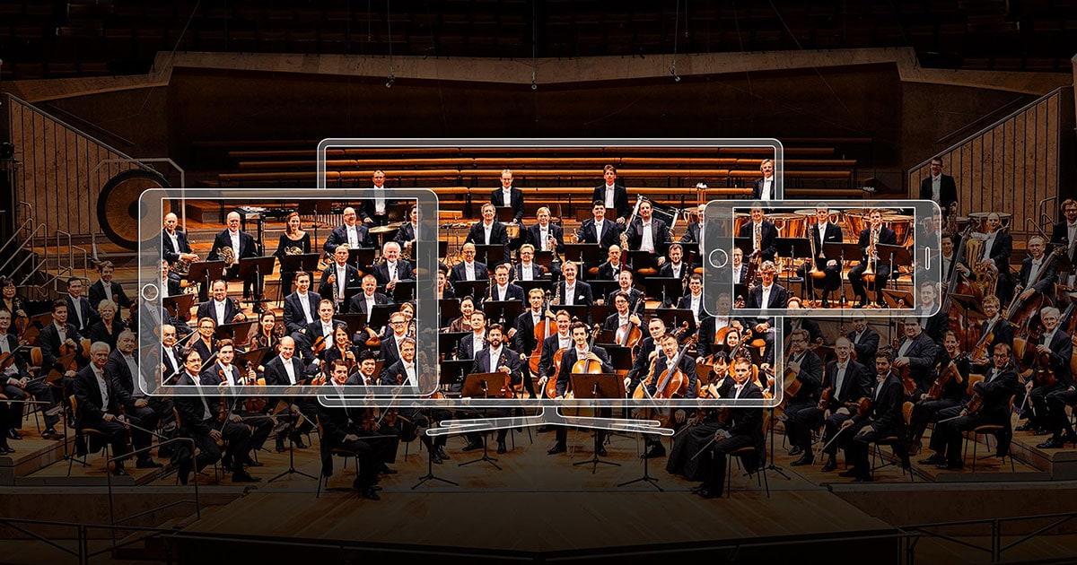 Digitale Berliner Philharmoniker