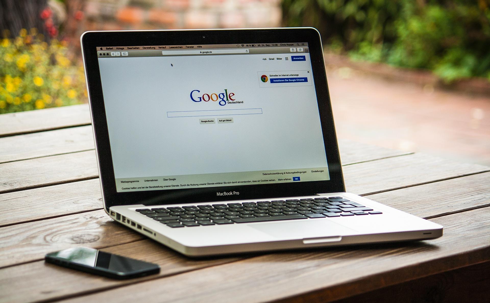 online marketing google