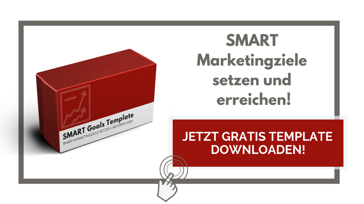 SMART Marketingziele