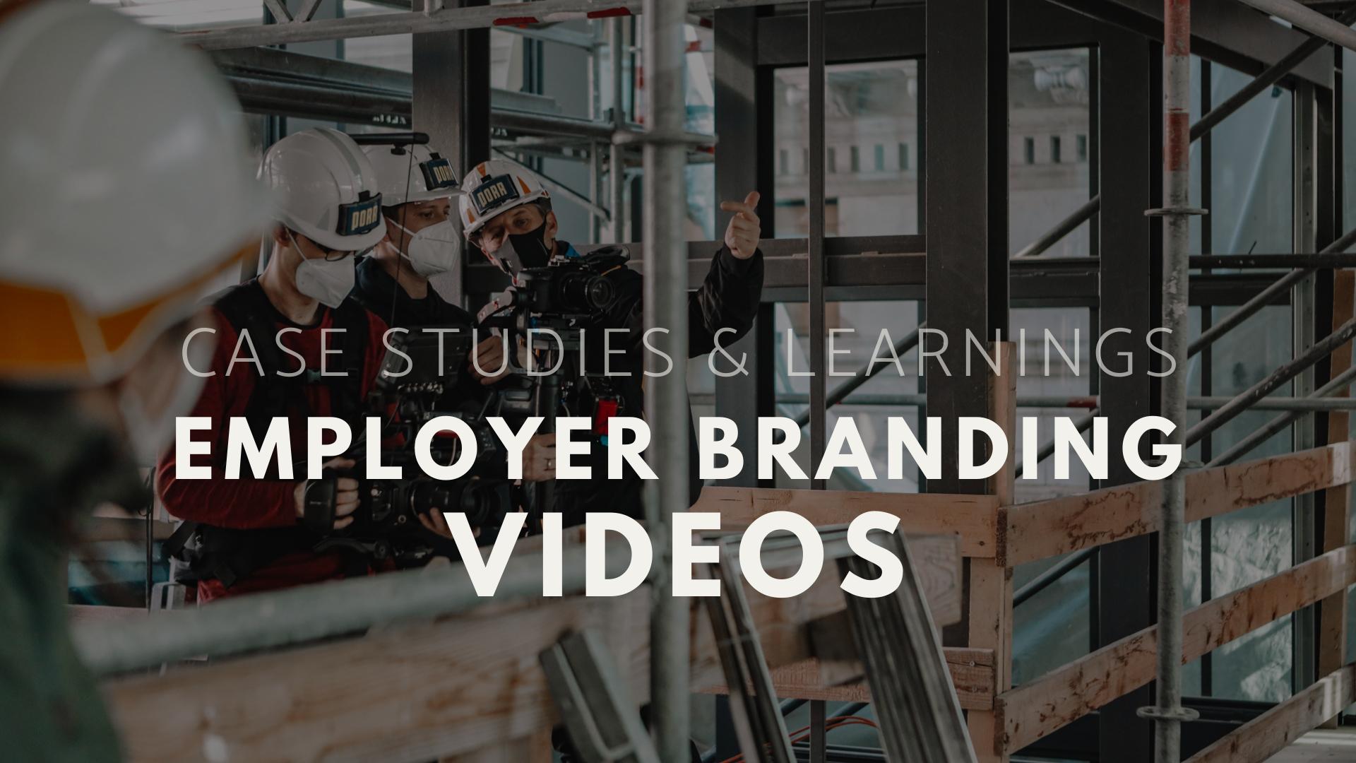 Case Study: das Employer Branding Video von Porr