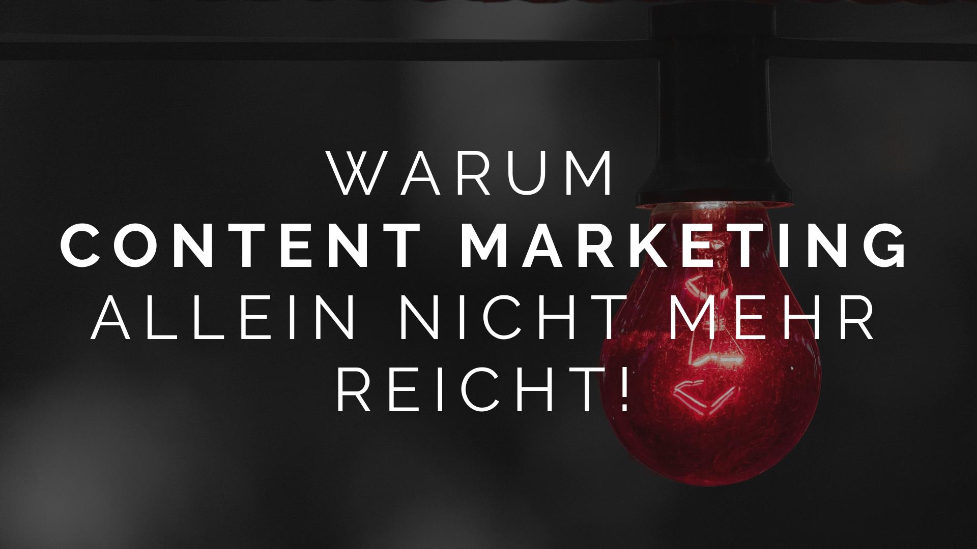 Content-Marketing-Credo: Hilfreich, relevant und personalisiert
