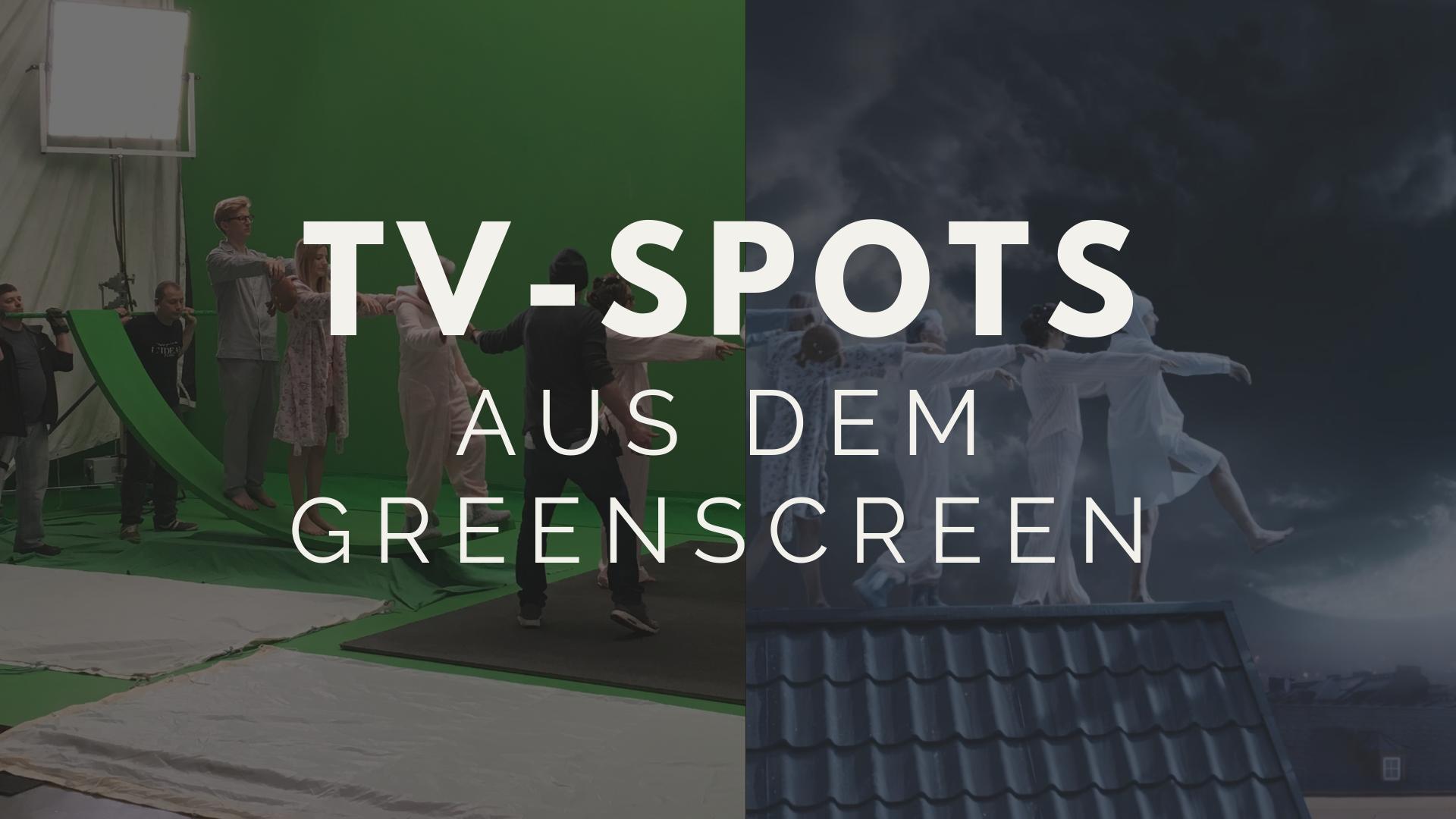 6 Fragen an den Produzenten: so geht Werbefilmproduktion im Greenscreen!